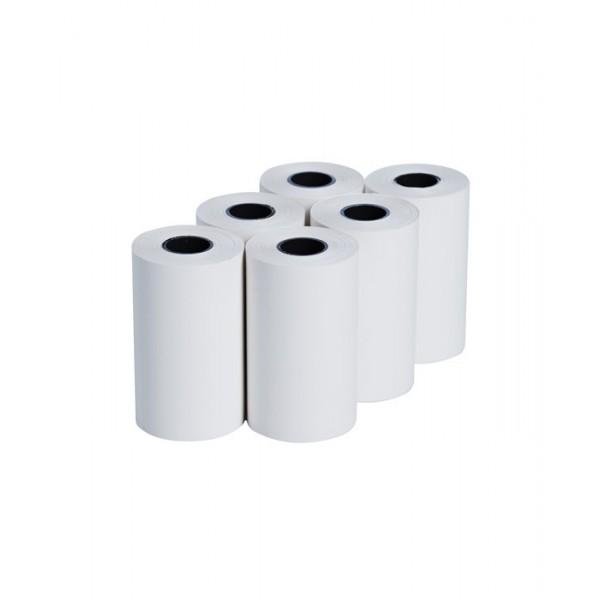 6 ruller papir for Testo-skrivere