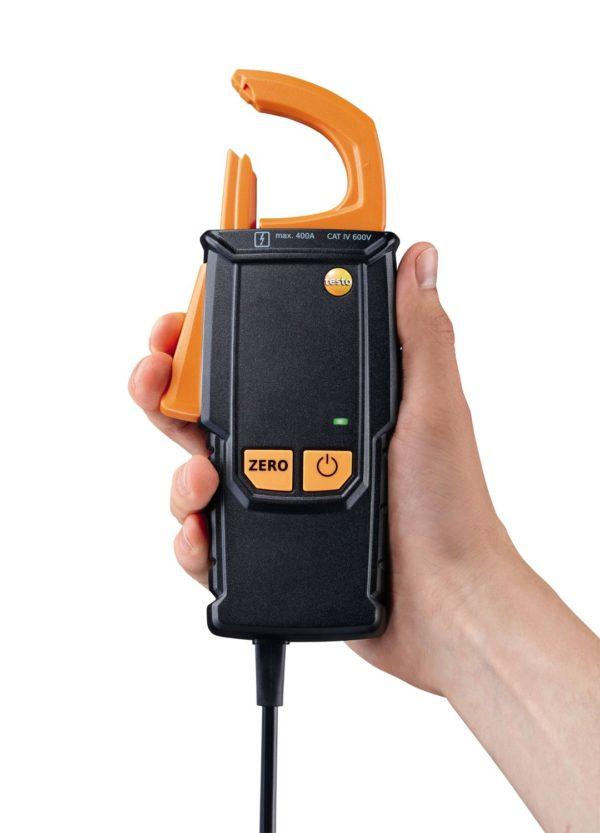 Tangamperemeter-adapter - Testo