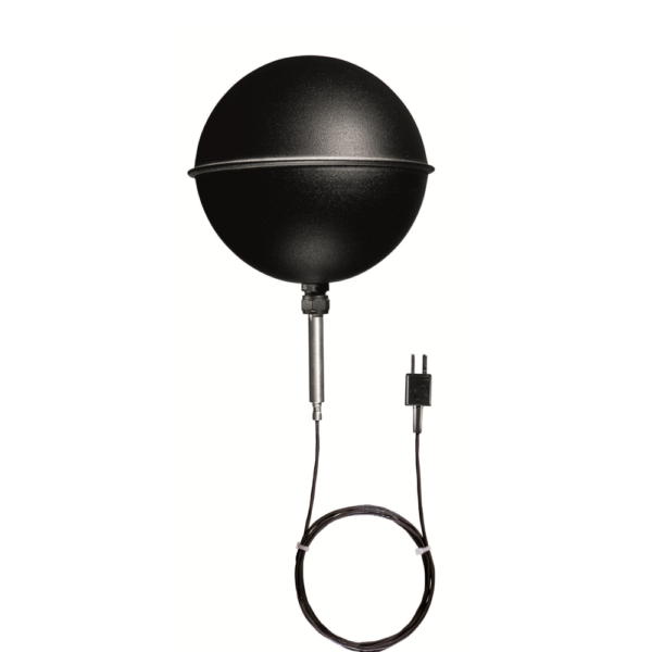 Globetermometer for måling av strålevarme