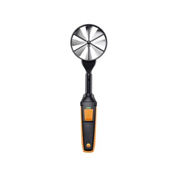 Digital høypresisjons vingehjul 100mm med temperaturføler og Bluetooth