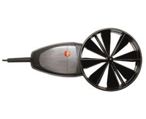 Vingehjulsføler på 100mm for måling av lufthastighet - Testo