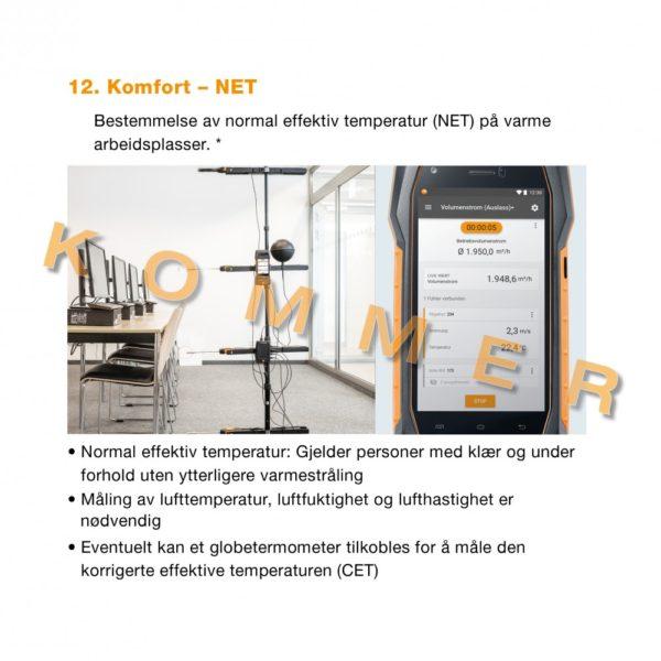 12. Komfort - NET