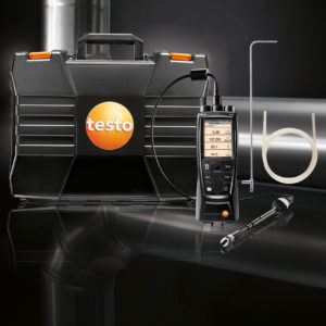 testo 480 - Ventilasjon Pro!