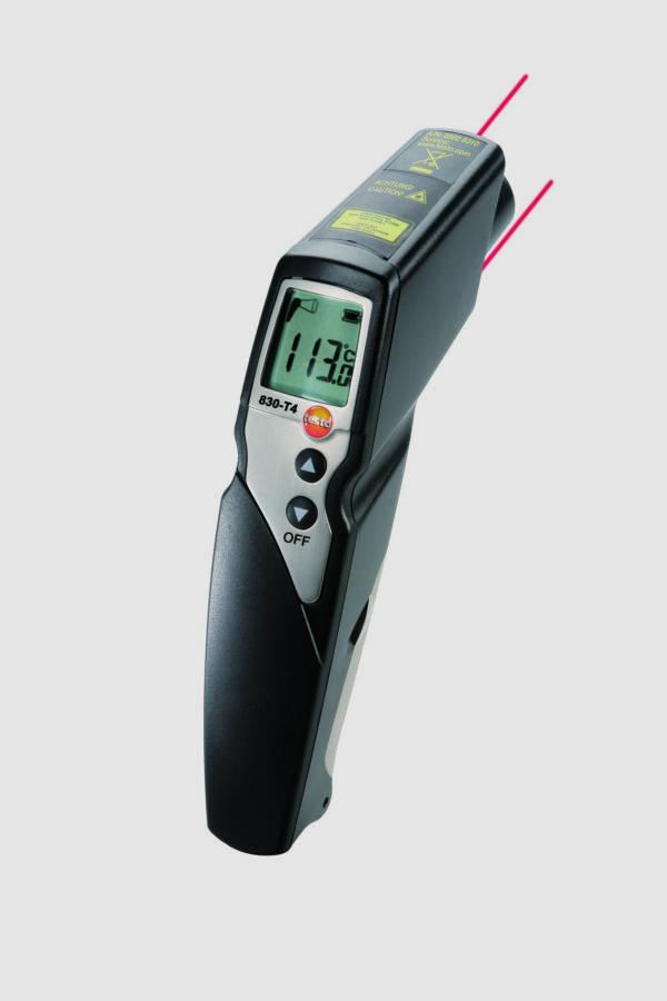 Infrarødt Termometer - Testo 830-T4