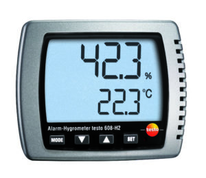 Alarmhygrometer - Testo 608-H2