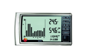 Hygrometer med målehistorikk - Testo 623