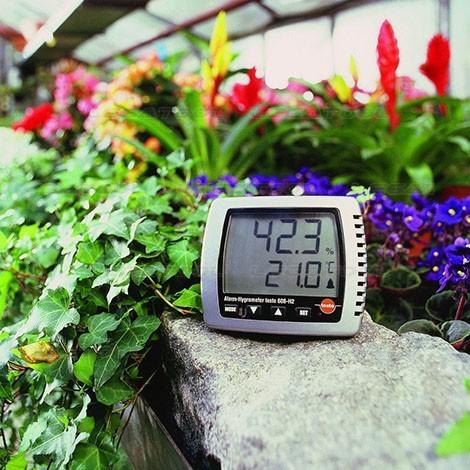 608-H2 i blomsterbutikk