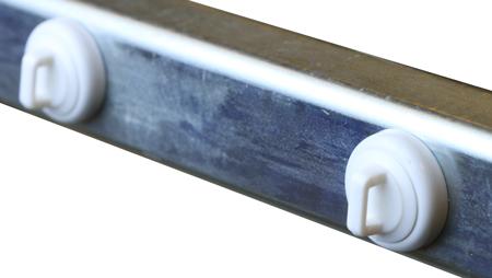 Monteringssett for radiofølere - magnet