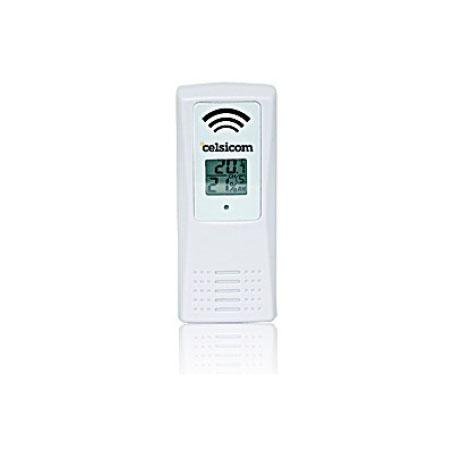 Celsicom temperatur- og fuktradioføler