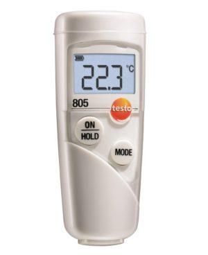 IR Termometer sett - Testo 805