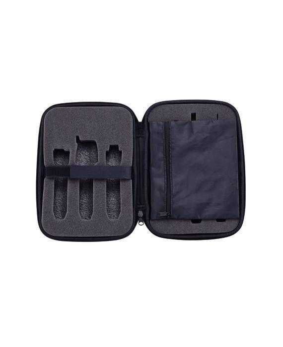 Åpen smart koffert for ventilasjon