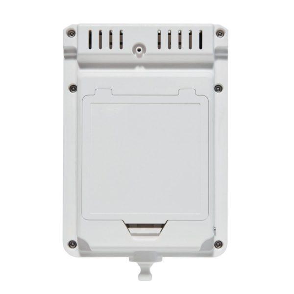 Batteriluke på baksiden av Saveris 2-H1