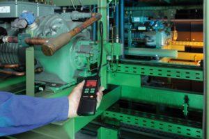 Brukervennlig håndholdt gasslekkasjedetektor - testo 316-4