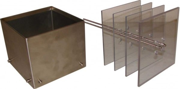 Calibration tube cover