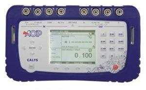 Calys 100 med opplyst display