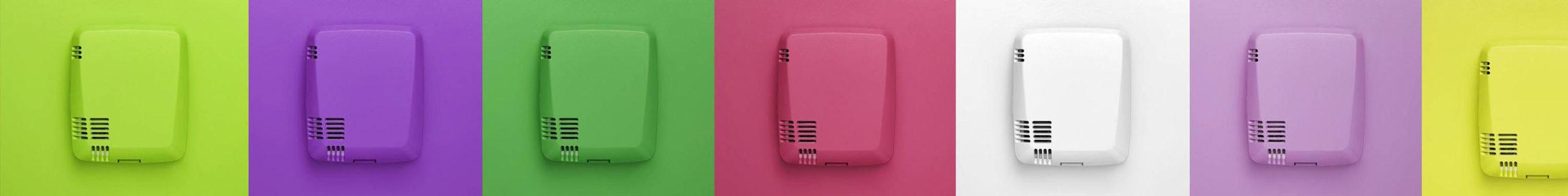 Dataloggere i farge
