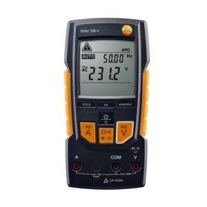 Digital multimeter - Testo 760-1