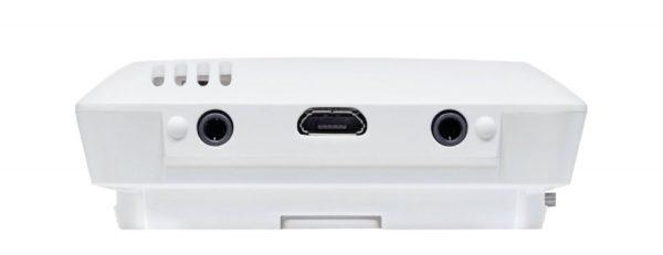 Ekstern følerinnganger og mikro USB