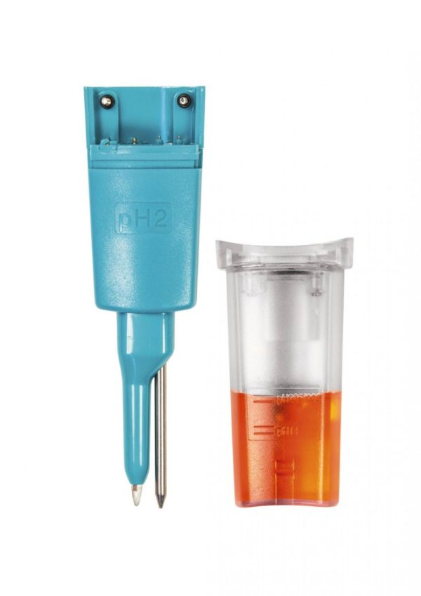 Elekrode og gel for testo 206