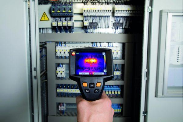 Elektrotermografi Testo 875-1i