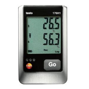 Fuktighetdatalogger - Testo 176 H1
