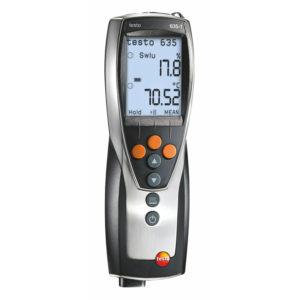 Fuktighetsmåler - Testo 635-1