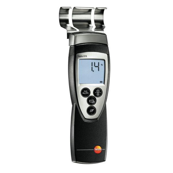 Fuktighetsmåler for faste materialer- Testo 616