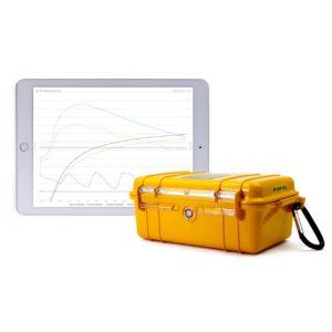 Celsicom TC603 med iPad produktbilde