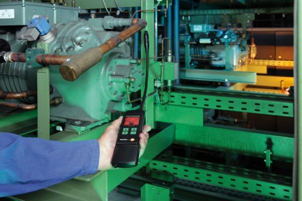 Håndholdt gasslekkasjedetektor - testo 316-4
