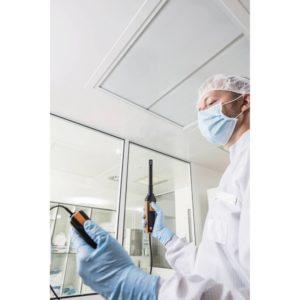 Høypresisjons fuktighetsføler & temperaturføler i bruk med Testo 440