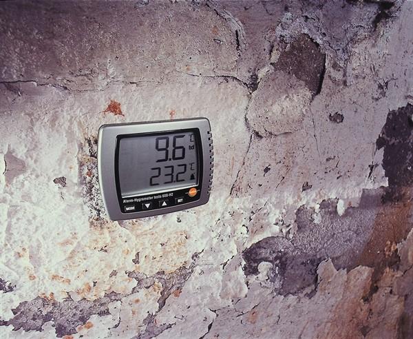 Hygrometer for fuktmåling