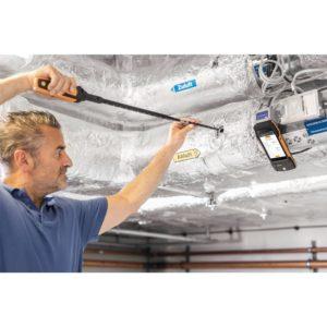 Kanalmåling med hetetråd