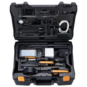 Koffert til Testo 400 med innhold