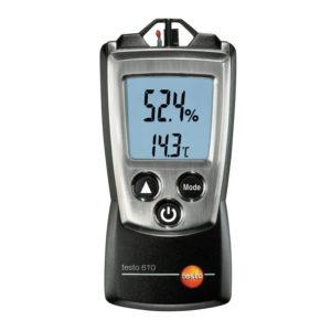 Luftfuktighetsmåler i lommeformat – Testo 610