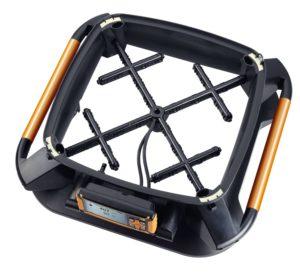 Måleteknikken Testo 420 balometer
