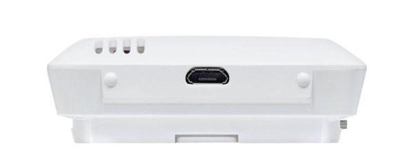 Micro-USB inngang
