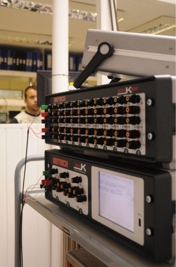 MicroK i lab