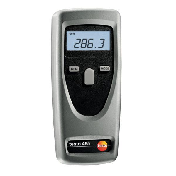 Optisk Takometer – Testo 465