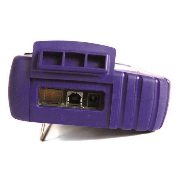 Side med tilkobling AOIP MEGOHM 200