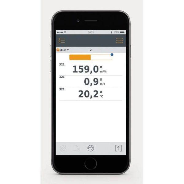 Smartprobe mobilapp