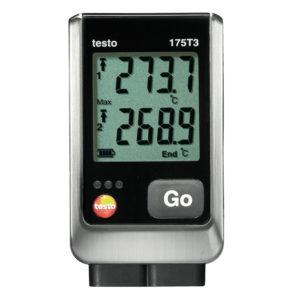 Temperaturdatalogger - Testo 175 T3