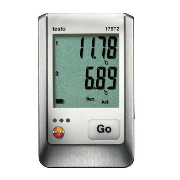 Temperaturlogger – Testo 176 T2
