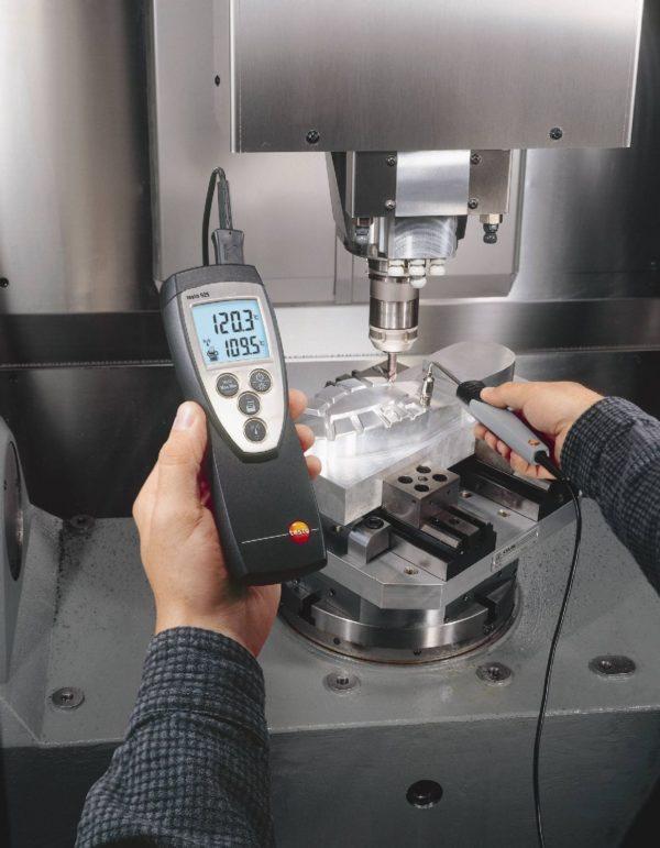 Temperaturmåling i produksjon