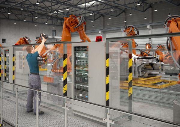 Termografi i bilproduksjon