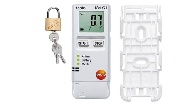 Testo 184 G1 med lås