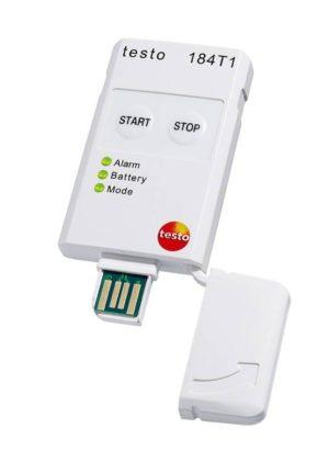 Testo 184 T1 USB-tilkobling