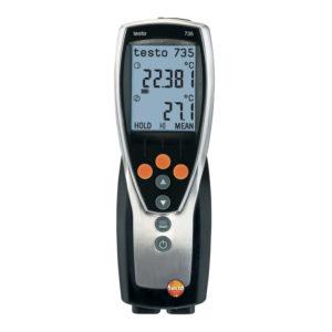 Temperaturmålerinstrument - Testo 735-1 (Måleområde -200 - +800C)