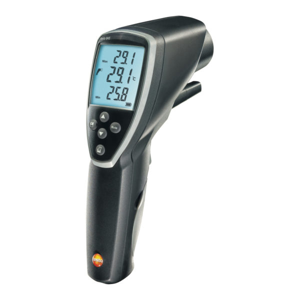 Infrarødt termometer med fuktmodul - Testo 845