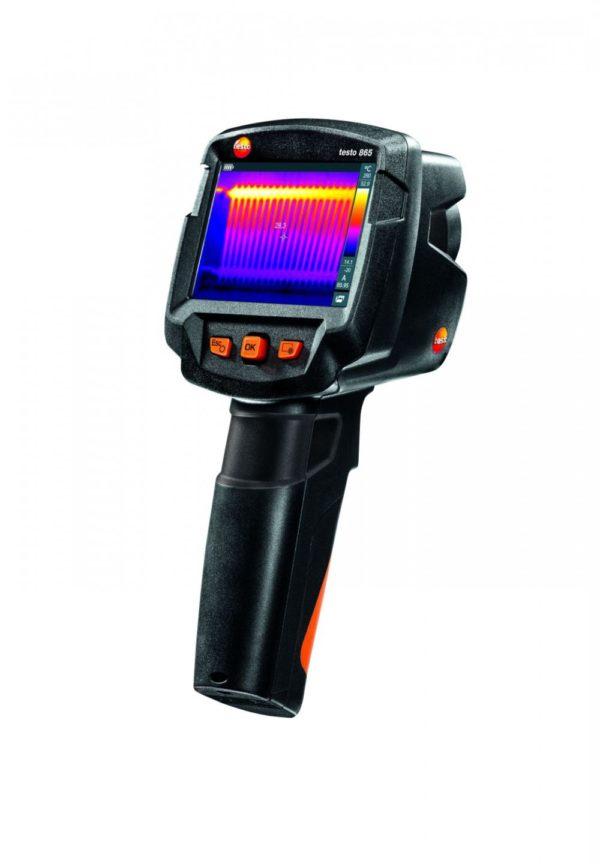 Testo 865 termografikamera pistolgrep