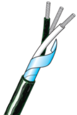 Termoelementtråd type J